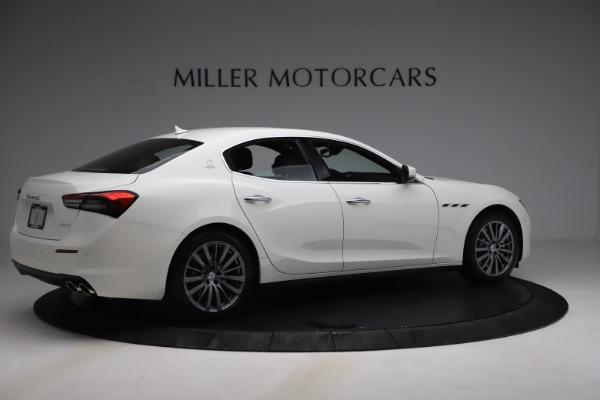 New 2021 Maserati Ghibli SQ4 for sale $85,804 at Bugatti of Greenwich in Greenwich CT 06830 8