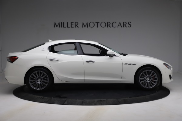 New 2021 Maserati Ghibli SQ4 for sale $85,804 at Bugatti of Greenwich in Greenwich CT 06830 9