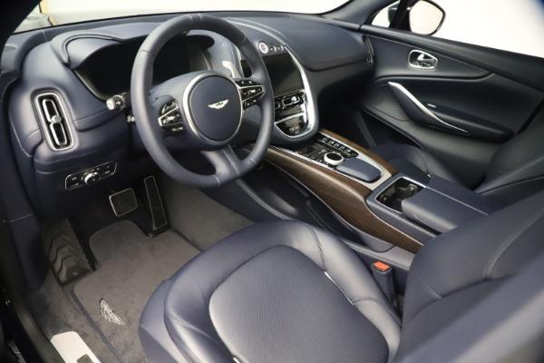 New 2021 Aston Martin DBX for sale $195,786 at Bugatti of Greenwich in Greenwich CT 06830 13