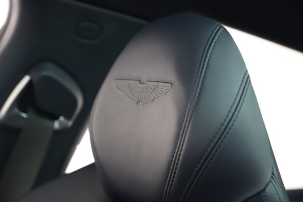 New 2021 Aston Martin DBX for sale $195,786 at Bugatti of Greenwich in Greenwich CT 06830 16