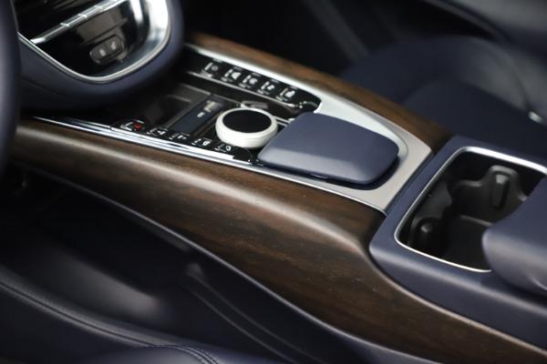 New 2021 Aston Martin DBX for sale $195,786 at Bugatti of Greenwich in Greenwich CT 06830 17
