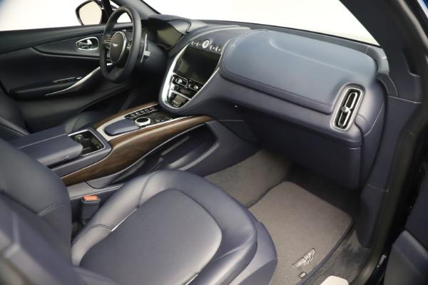 New 2021 Aston Martin DBX for sale $195,786 at Bugatti of Greenwich in Greenwich CT 06830 20