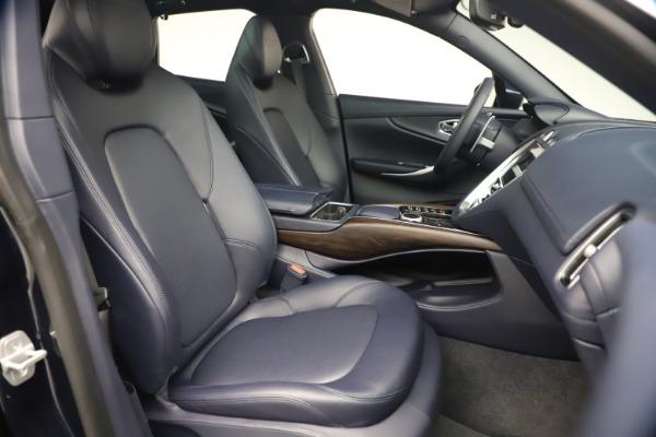 New 2021 Aston Martin DBX for sale $195,786 at Bugatti of Greenwich in Greenwich CT 06830 22