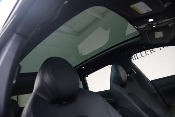 New 2021 Aston Martin DBX for sale $195,786 at Bugatti of Greenwich in Greenwich CT 06830 23