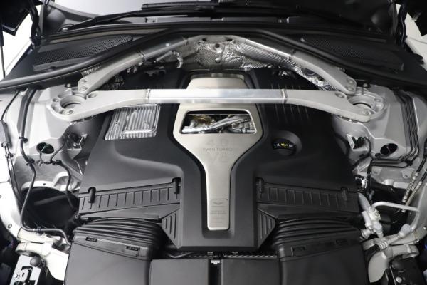 New 2021 Aston Martin DBX for sale $195,786 at Bugatti of Greenwich in Greenwich CT 06830 25