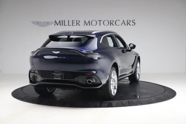 New 2021 Aston Martin DBX for sale $195,786 at Bugatti of Greenwich in Greenwich CT 06830 6