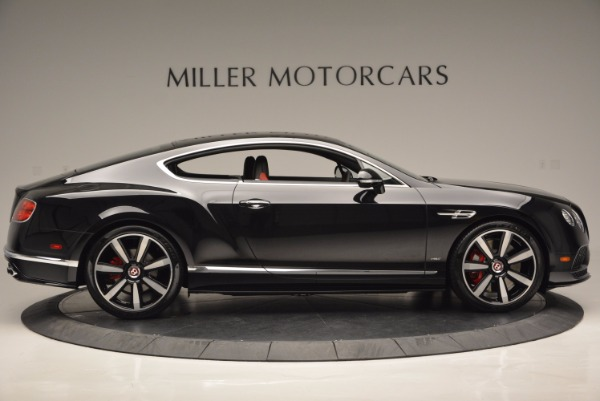New 2017 Bentley Continental GT V8 S for sale Sold at Bugatti of Greenwich in Greenwich CT 06830 9