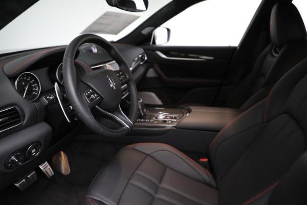 New 2021 Maserati Levante GTS for sale $138,385 at Bugatti of Greenwich in Greenwich CT 06830 14