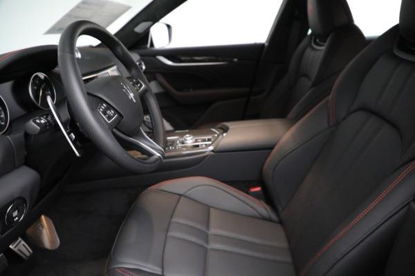 New 2021 Maserati Levante GTS for sale $138,385 at Bugatti of Greenwich in Greenwich CT 06830 15