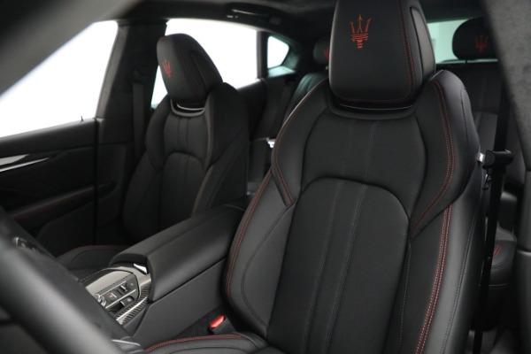 New 2021 Maserati Levante GTS for sale $138,385 at Bugatti of Greenwich in Greenwich CT 06830 16
