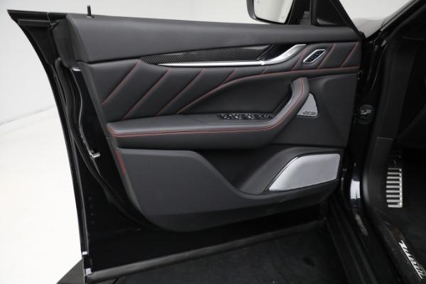 New 2021 Maserati Levante GTS for sale $138,385 at Bugatti of Greenwich in Greenwich CT 06830 17