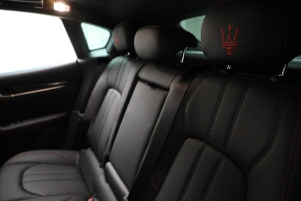 New 2021 Maserati Levante GTS for sale $138,385 at Bugatti of Greenwich in Greenwich CT 06830 18