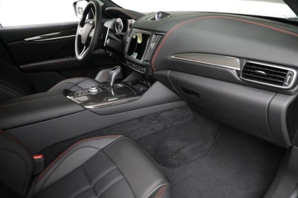 New 2021 Maserati Levante GTS for sale $138,385 at Bugatti of Greenwich in Greenwich CT 06830 20