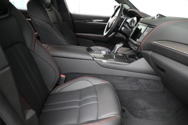 New 2021 Maserati Levante GTS for sale $138,385 at Bugatti of Greenwich in Greenwich CT 06830 21