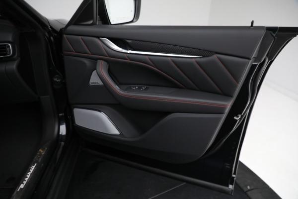 New 2021 Maserati Levante GTS for sale $138,385 at Bugatti of Greenwich in Greenwich CT 06830 22