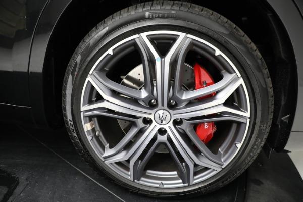 New 2021 Maserati Levante GTS for sale $138,385 at Bugatti of Greenwich in Greenwich CT 06830 24