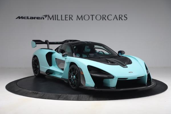 Used 2019 McLaren Senna for sale Sold at Bugatti of Greenwich in Greenwich CT 06830 11