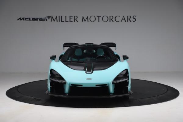 Used 2019 McLaren Senna for sale Sold at Bugatti of Greenwich in Greenwich CT 06830 12