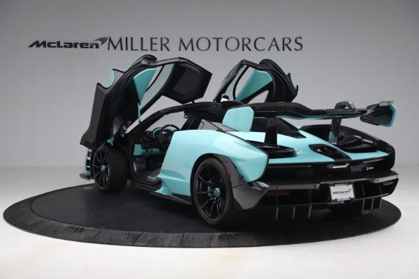 Used 2019 McLaren Senna for sale Sold at Bugatti of Greenwich in Greenwich CT 06830 18
