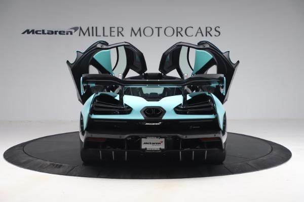 Used 2019 McLaren Senna for sale Sold at Bugatti of Greenwich in Greenwich CT 06830 19