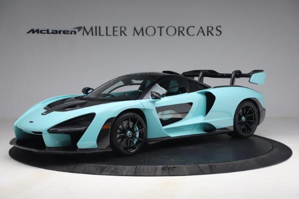 Used 2019 McLaren Senna for sale Sold at Bugatti of Greenwich in Greenwich CT 06830 2