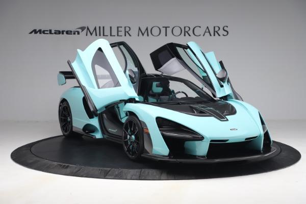 Used 2019 McLaren Senna for sale Sold at Bugatti of Greenwich in Greenwich CT 06830 24