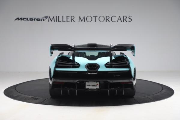 Used 2019 McLaren Senna for sale Sold at Bugatti of Greenwich in Greenwich CT 06830 6