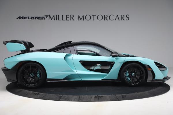 Used 2019 McLaren Senna for sale Sold at Bugatti of Greenwich in Greenwich CT 06830 9