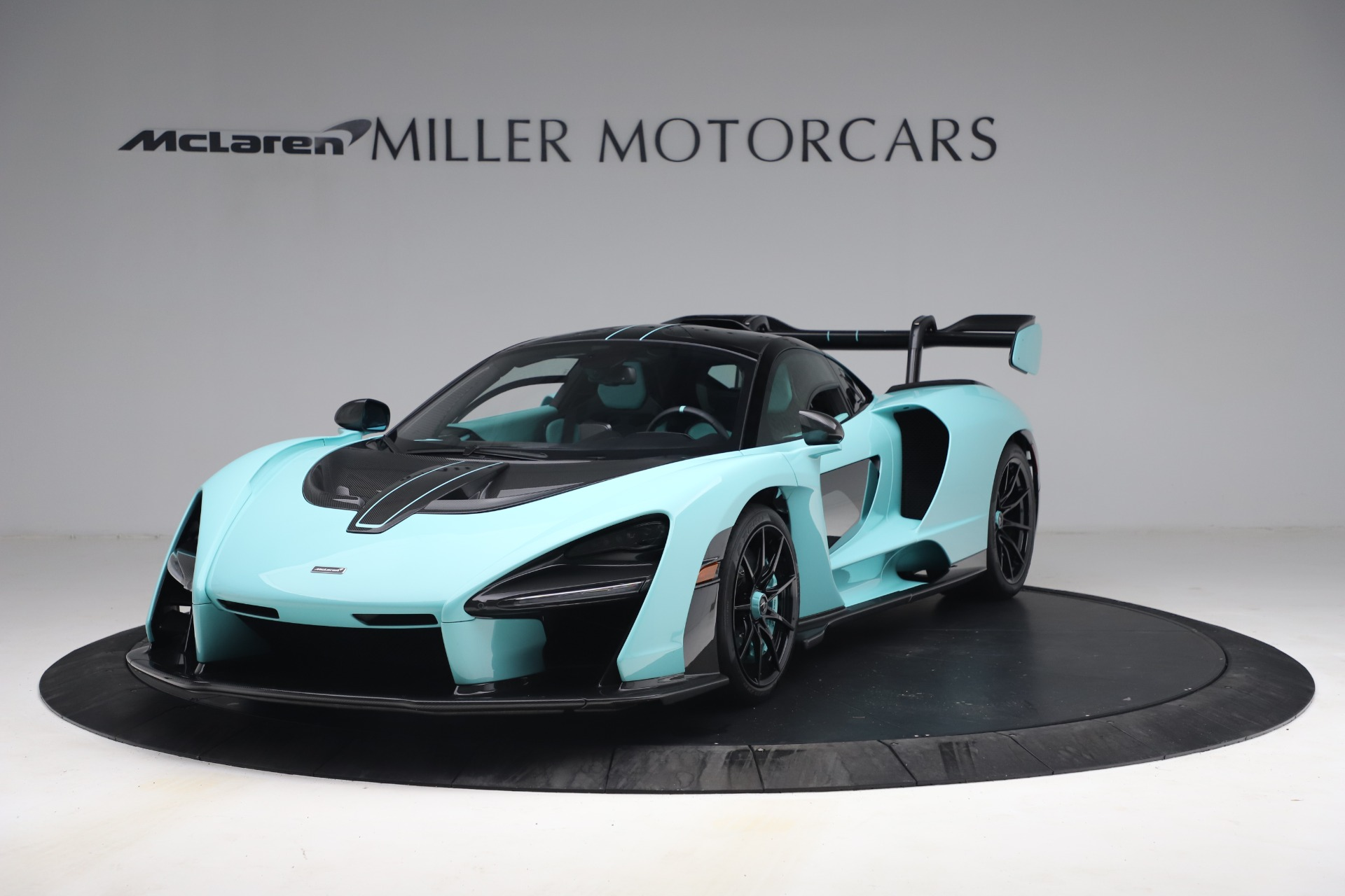 Used 2019 McLaren Senna for sale Sold at Bugatti of Greenwich in Greenwich CT 06830 1