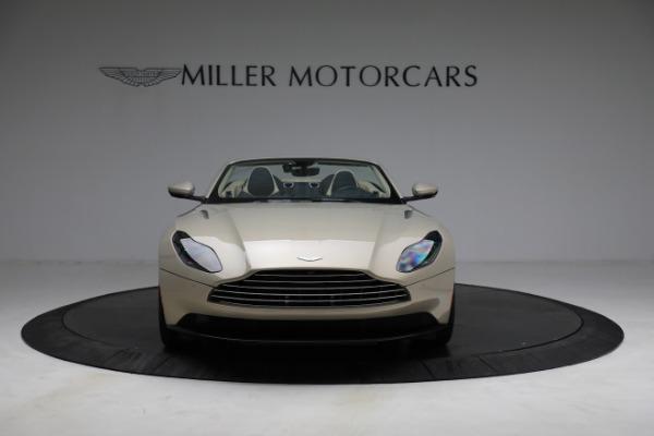 Used 2019 Aston Martin DB11 Volante for sale $209,900 at Bugatti of Greenwich in Greenwich CT 06830 11