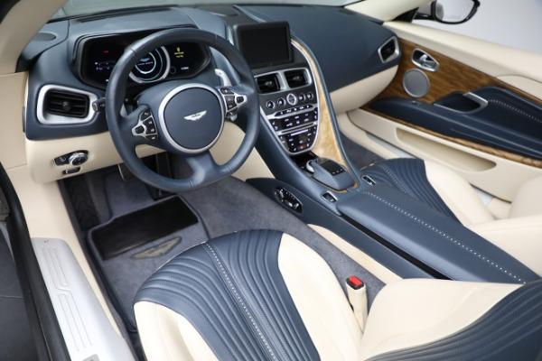 Used 2019 Aston Martin DB11 Volante for sale $209,900 at Bugatti of Greenwich in Greenwich CT 06830 13