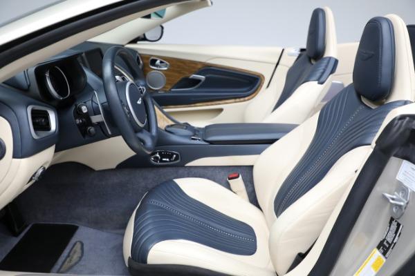 Used 2019 Aston Martin DB11 Volante for sale $209,900 at Bugatti of Greenwich in Greenwich CT 06830 14
