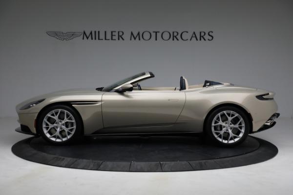 Used 2019 Aston Martin DB11 Volante for sale $209,900 at Bugatti of Greenwich in Greenwich CT 06830 2