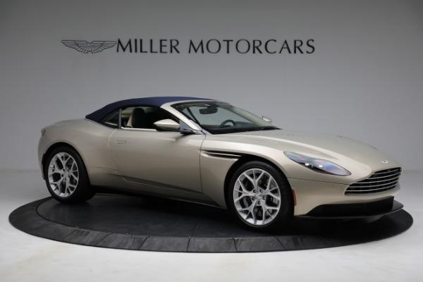Used 2019 Aston Martin DB11 Volante for sale $209,900 at Bugatti of Greenwich in Greenwich CT 06830 24