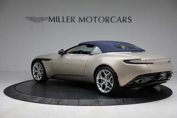 Used 2019 Aston Martin DB11 Volante for sale $209,900 at Bugatti of Greenwich in Greenwich CT 06830 27