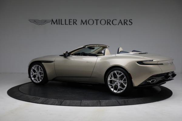 Used 2019 Aston Martin DB11 Volante for sale $209,900 at Bugatti of Greenwich in Greenwich CT 06830 3