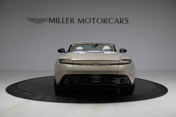 Used 2019 Aston Martin DB11 Volante for sale $209,900 at Bugatti of Greenwich in Greenwich CT 06830 5