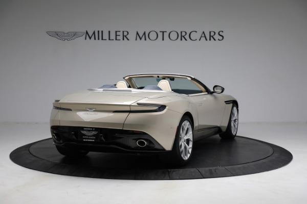 Used 2019 Aston Martin DB11 Volante for sale $209,900 at Bugatti of Greenwich in Greenwich CT 06830 6