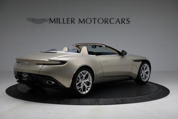 Used 2019 Aston Martin DB11 Volante for sale $209,900 at Bugatti of Greenwich in Greenwich CT 06830 7