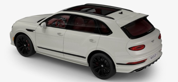 New 2021 Bentley Bentayga Speed for sale Call for price at Bugatti of Greenwich in Greenwich CT 06830 4