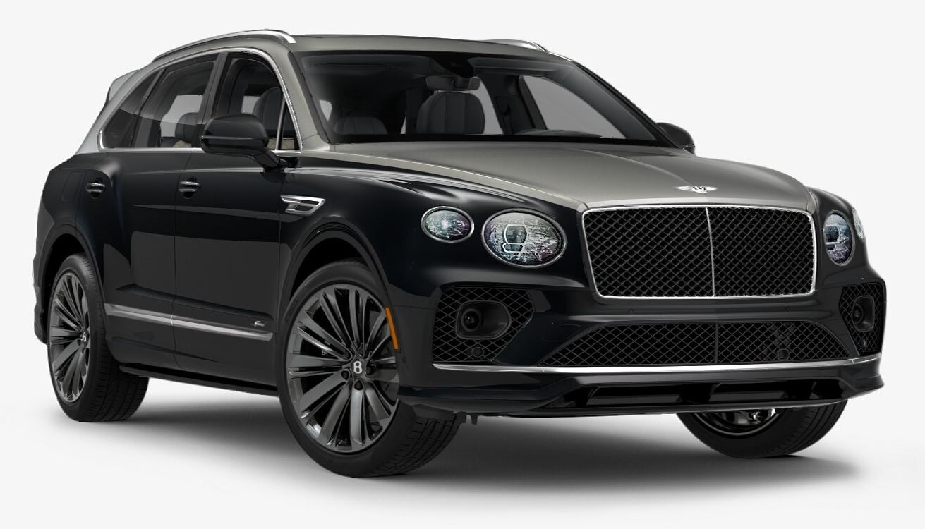 New 2021 Bentley Bentayga Speed for sale Call for price at Bugatti of Greenwich in Greenwich CT 06830 1
