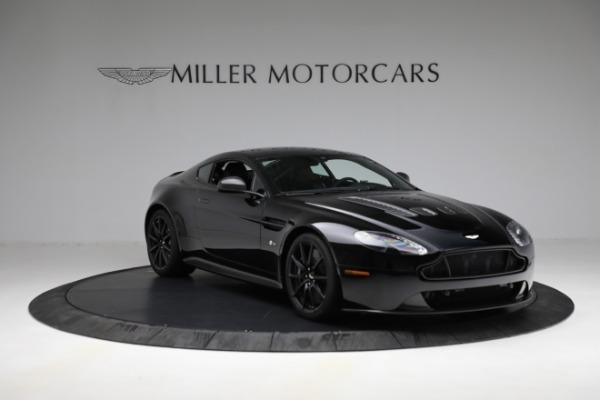 Used 2015 Aston Martin V12 Vantage S for sale $119,900 at Bugatti of Greenwich in Greenwich CT 06830 11