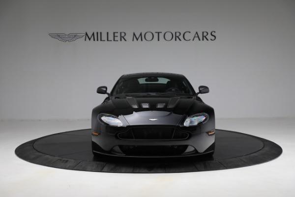 Used 2015 Aston Martin V12 Vantage S for sale $119,900 at Bugatti of Greenwich in Greenwich CT 06830 12