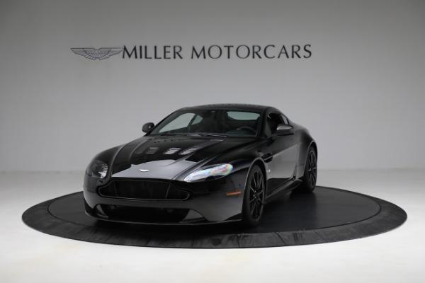 Used 2015 Aston Martin V12 Vantage S for sale $119,900 at Bugatti of Greenwich in Greenwich CT 06830 13