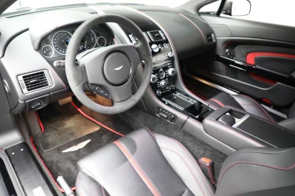Used 2015 Aston Martin V12 Vantage S for sale $119,900 at Bugatti of Greenwich in Greenwich CT 06830 14