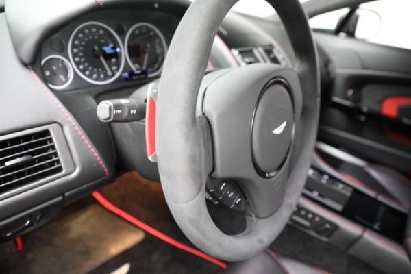 Used 2015 Aston Martin V12 Vantage S for sale $119,900 at Bugatti of Greenwich in Greenwich CT 06830 17
