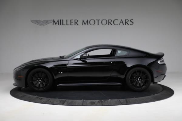 Used 2015 Aston Martin V12 Vantage S for sale $119,900 at Bugatti of Greenwich in Greenwich CT 06830 2