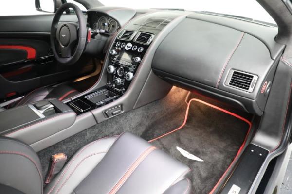 Used 2015 Aston Martin V12 Vantage S for sale $119,900 at Bugatti of Greenwich in Greenwich CT 06830 21