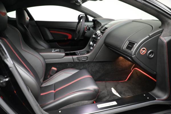 Used 2015 Aston Martin V12 Vantage S for sale $119,900 at Bugatti of Greenwich in Greenwich CT 06830 22