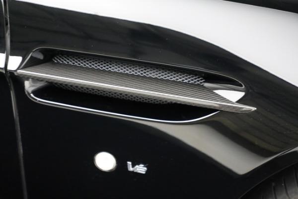 Used 2015 Aston Martin V12 Vantage S for sale $119,900 at Bugatti of Greenwich in Greenwich CT 06830 28